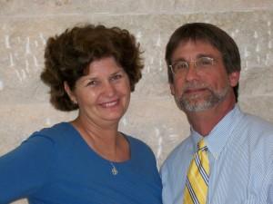 Karen and Bruce